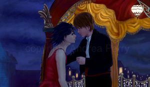 Death Note - Moulin Rouge by danzr4ever