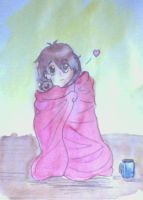 Wrapped in a Blanket by ATGB3x3