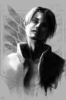 Rivaille by Emilyena