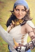 Dragon Age 2 - Isabela by itsL0KI