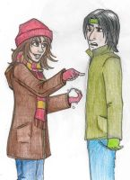 Snape and Kriss by jolly2