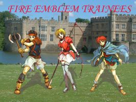 Fire Emblem Trainees by ryuutakeshi