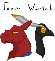 Team Wanted AT by Shiruberu