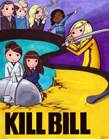 Kill Bill by arseniic