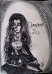 laughing jill by ladycastilla