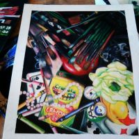 colored pencil piece!!!finally. sigh by resplendentgalaxies