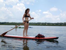 Stand and Paddle SUP 4162 by PaddleGallery