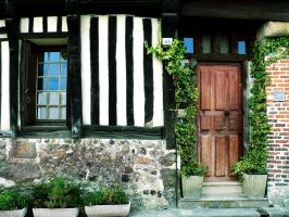 PXN Honfleur's house by phanxine