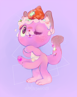 Cakecat by goasthed
