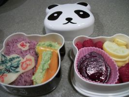 Another bento meal by HarvesterofPearls