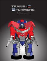 Optimus Prime Project by Bubbalou