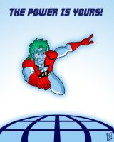 Captain Planet by Bleezer