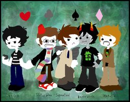 Fandomstuck by XxBlue-MoonxX