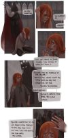 Post Akallabeth Sauron comic by Asphaloth