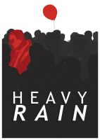 Heavy Rain by LeeShackleton