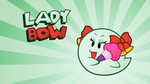 Lady Bow Wallpaper by Doctor-G