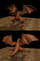 FunProjo Charizard by LordOfDragons