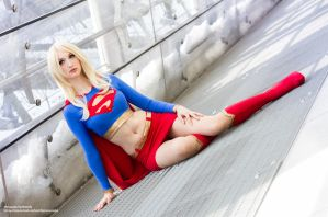 Supergirl III by black---butterfly