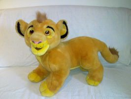 Jemini big standing Simba by Frieda15
