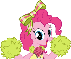 Vector #682 - Pinkie Pie #29 by DashieSparkle