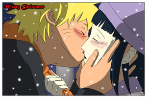 X-mas Kiss by Meje2