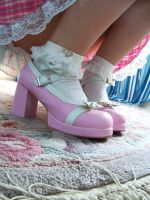 LOLI SHOES by M00-chan