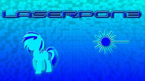 Laserpon3 wallpaper by MonsterPon3