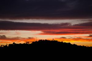 Escondido Sunset by Nathan-Ruby