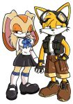 idiot garbage Tails X Cream art by JEMCIV