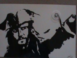 Jack Sparrow VHS by LollypopWolf