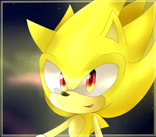Super sonic by Weird-Panda