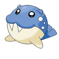 Spheal Sprite by MadesenTheRaccoon