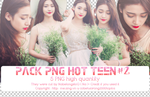 Pack PNG Hot Teen #2 by NabelongstoQ