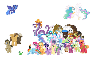 The Beyond Poster Project 1408 by DrLonePony