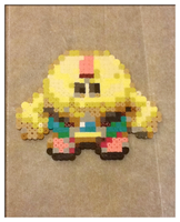 Mallow - Super Mario RPG - Bead Sprite by flamemandala