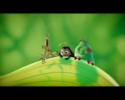 A Bug's Life by snowmask