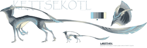 Kettsekotl the Leothin by Keltaan