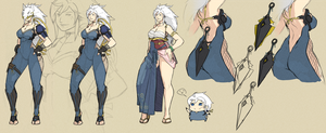 .Kerria_Sheet2014. by MadiBlitz