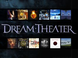 Dream Theater by LukeGamerN5