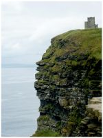 Cliffs of Moher by eosthilas
