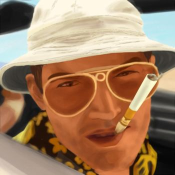 Fear and Loathing by joozika