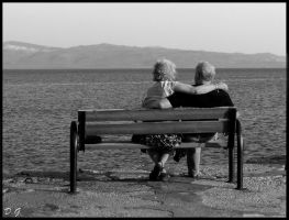 Old Couple by DimitrisGangos