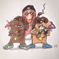 Angry Migos by Oldirtymastered