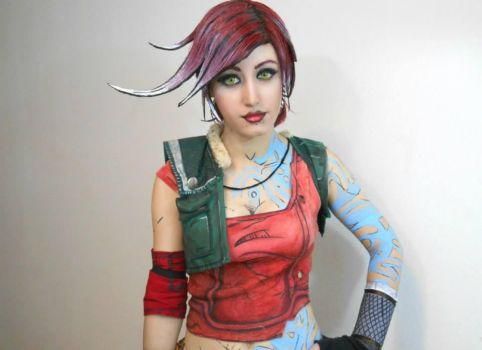Lilith Cosplay from Borderlands 2 by FizCosplay
