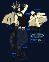 Kace Clothing Reference - OUTDATED by kcravenyote