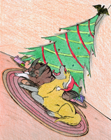 Waiting Up by dragonrider292