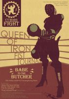 Queen of Iron Fist tournament. by narm