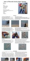 Earring Tutorial Online Version by magpie-poet