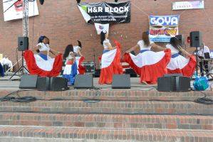 Puerto Rican/Latin Fest, Flowing Dress and Dance 7 by Miss-Tbones