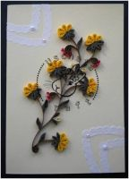 Quilling - card 47 by Eti-chan